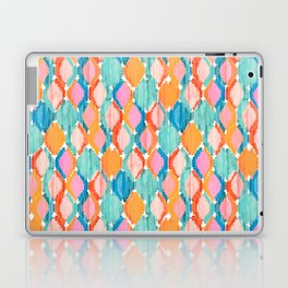 marmalade balinese ikat mini Laptop & iPad Skin