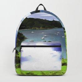 Moturoa Island Backpack