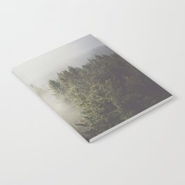 My misty way - Landscape and Nature Photography Notebook