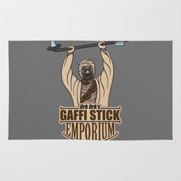 Urk Urk's Gaffi Stick Emporium Rug