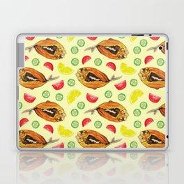 Milkfish Pattern Laptop & iPad Skin