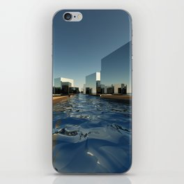 Q-City Two iPhone Skin