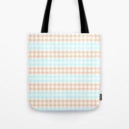 Little Diamonds Tote Bag