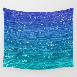SEA SPARKLE Wall Tapestry
