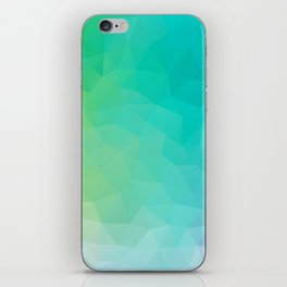 """Crystal clear water"" iPhone Skin"
