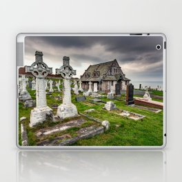 Saint Tudno Llandudno Laptop & iPad Skin