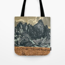 Tombstone Territorial Park Tote Bag