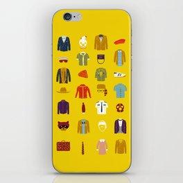 W.A Luggage iPhone Skin