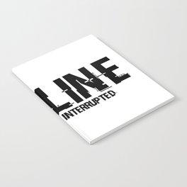 OFFLINE Connection Interrupted Notebook