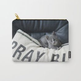 Kitty Prayers Carry-All Pouch