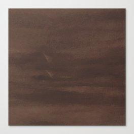Chestnuts Roasting Canvas Print
