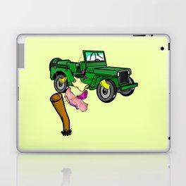 4WD Laptop & iPad Skin