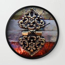 Katniss Wall Clock