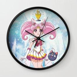Super Sailor Chibi Moon Wall Clock