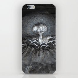Twin Peaks - The birth of all evil iPhone Skin