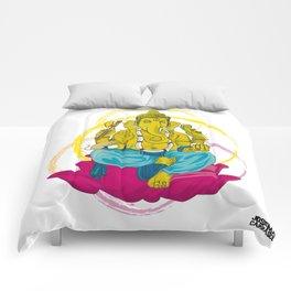 01 - GANESHA Comforters