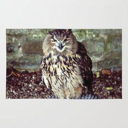 Happy Owl. Rug