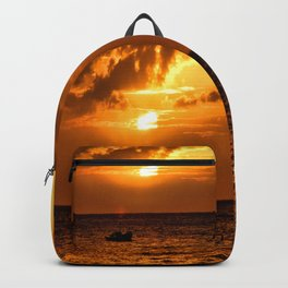 I Want To Live As I Have Never Lived Backpack