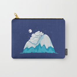 Cozy Mountain Carry-All Pouch