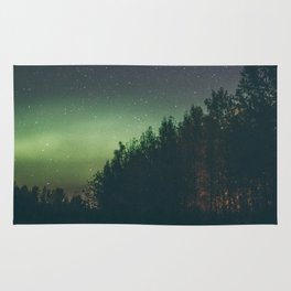 Aurora Borealis I Rug
