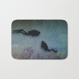 Scuba Divers Bath Mat