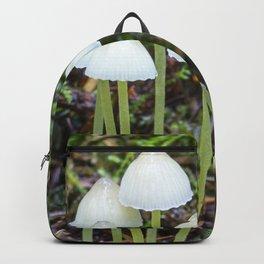 White Caps Backpack