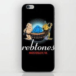Rebtones iPhone Skin
