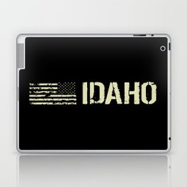Black Flag: Idaho Laptop & iPad Skin