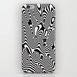 Trippy Background iPhone Skin