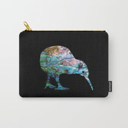 NEW ZEALAND KIWI SIMPLE PAUA Carry-All Pouch