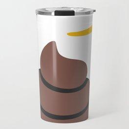 Poop Flies Travel Mug