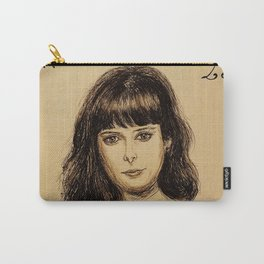 (Krysten Ritter - Don't trust the bitch in apartment 23) - yks by ofs珊 Carry-All Pouch