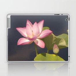 Pink Lotus by Teresa Thompson Laptop & iPad Skin