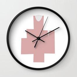 Middlefinger Wall Clock