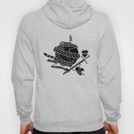 Be Not Afraid In This World Hoody