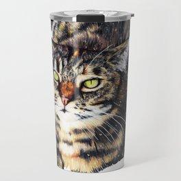 Kitty Cat Chili Travel Mug
