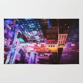 New York City Blade Runner Rug