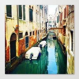 Old Venice Canvas Print