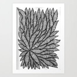 Bugging Out Art Print