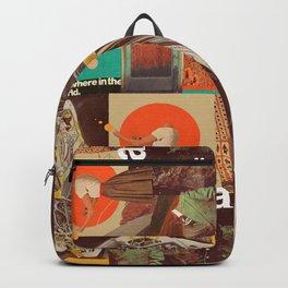 Archival World Backpack