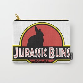 JURASSIC BUNS Carry-All Pouch
