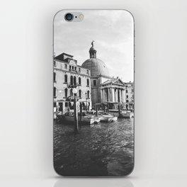 Nostalgic Venice iPhone Skin