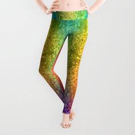 Rainbow Explosion Leggings