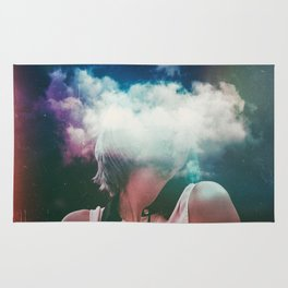 Distance On My Mind (The Clouded Diaries) Rug