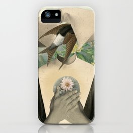 MYSTICISM iPhone Case