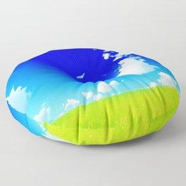 Anime Sky 4 Floor Pillow