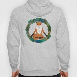 Fox Yoga Hoody