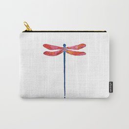 Dragonfly art illustration Carry-All Pouch