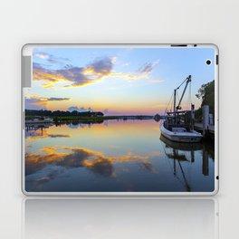 Sunset on Jones Creek II Laptop & iPad Skin