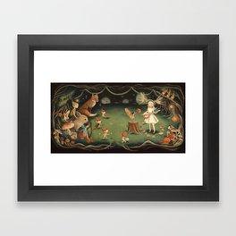 The Fairy Dream by Emily Winfield Martin Framed Art Print
